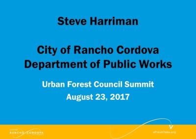 Steve Harriman