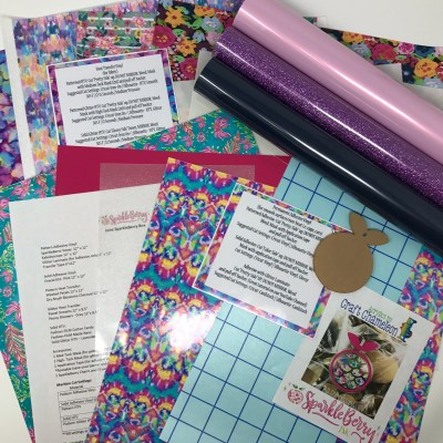 Sparkleberry monthly subscription box