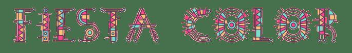 Fiesta Color, color fonts
