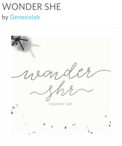 Silhouette Design Store, font, foiling, sketching, foil quill, sketch font