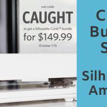 Curio Bundle Sale at Silhouette America