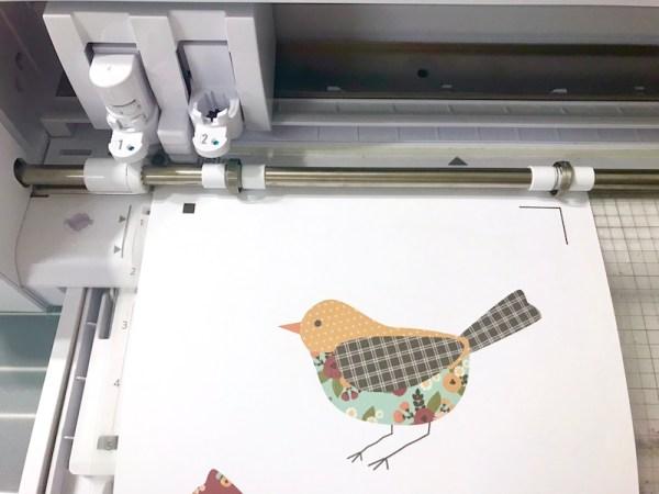 Silhouette Print & Cut
