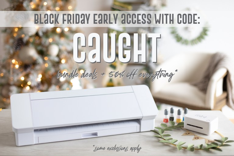 Silhouette America Black Friday Sale 2020 – Early Access!