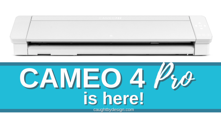 The Cameo 4 PRO is here!!!