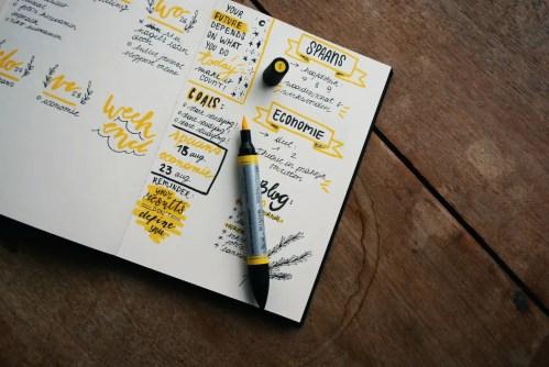 Sketchnote : prendre des notes autrement