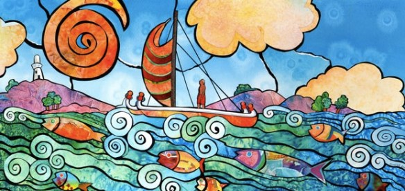 Sailing Adventure by Beth Marcil