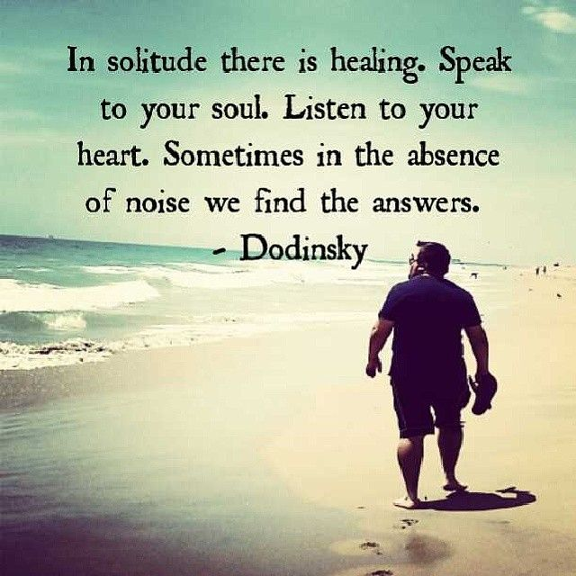 importance of solitude What is the importance of solitude follow  8 answers 8.