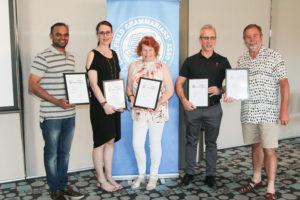 Affiliate Service Awards