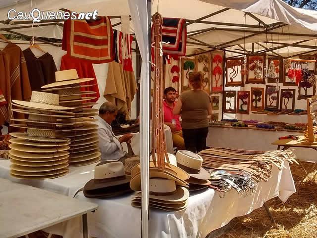 Hoy finaliza Feria del Mundo Campesino de Pelluhue