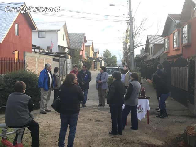 Vecinos de Valle Grande 1 quieren impedir construcción de calle