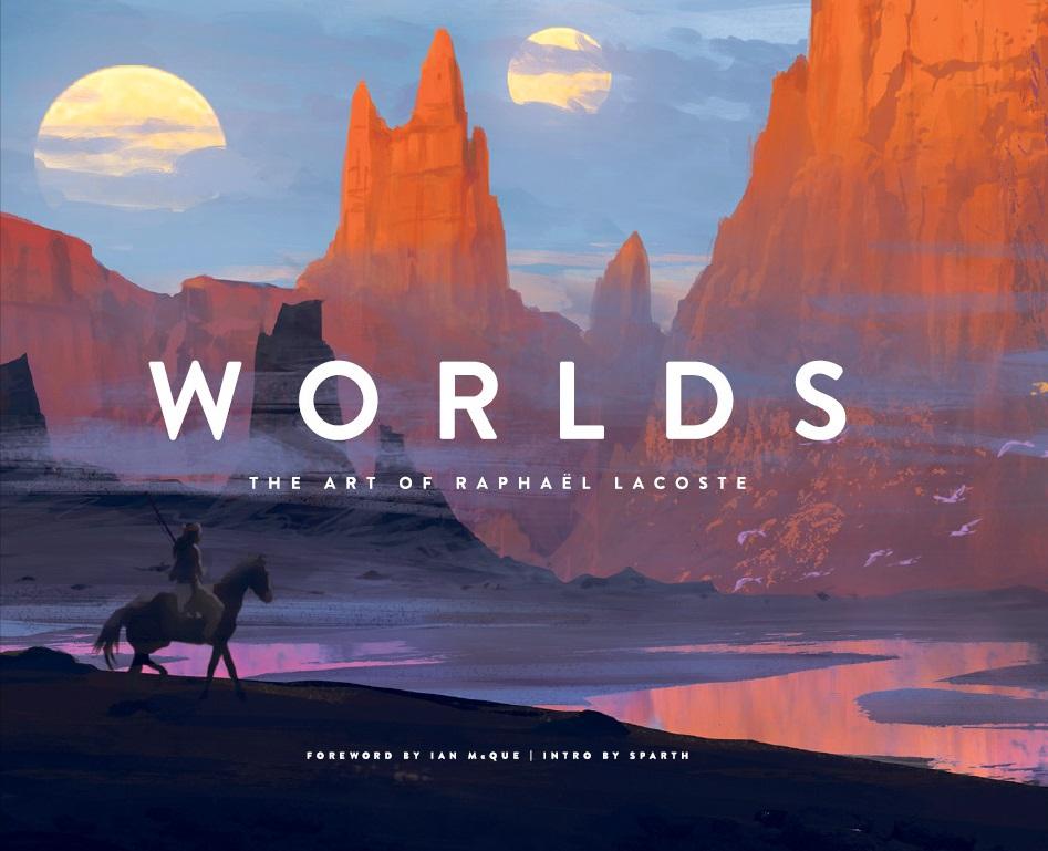 Nouvelle couverture de WORLDS par Brent