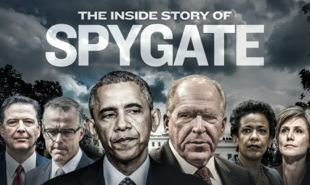 Rich's Reads – Spygate by Jeff Carlson with Thanks to The Epoch Times