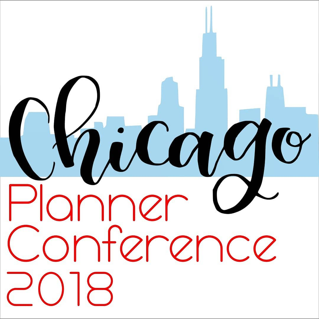 come visit our booth at the @chicagoplannerconference Saturday 17 February! we'll be selling @baronfig @fieldnotesbrand and other great stationery finds #cpc2018 #plannercon #pgwbulletjournals