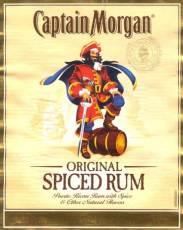 Captain Morgan and his rum