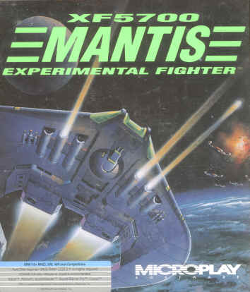 Mantis Experimental Fighter