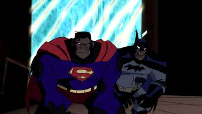 Justice League Unlimited - Apes