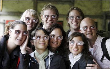 BokitoKijkers (Gorilla-safe glasses)
