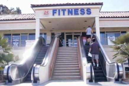 Fitness Laziness