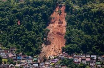 Brazilian Mudslide