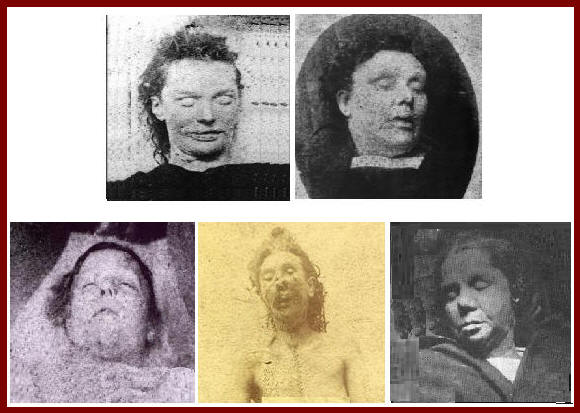 Jack the Ripper victims