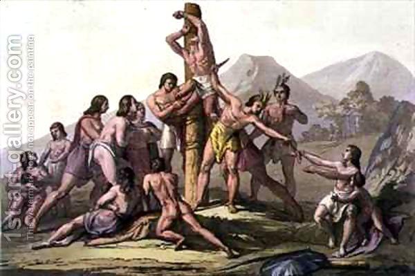 Peruvians in Peru human sacrifice