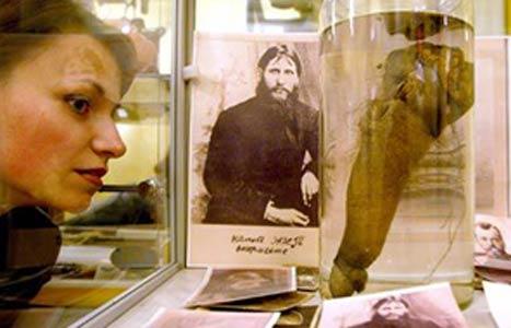 Rasputin's Penis (?)