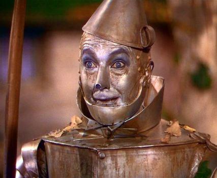 The Tin Man - Wizard of Oz