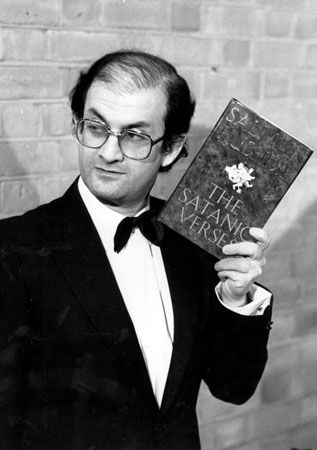 Salman Rushdie and the Satanic Verses