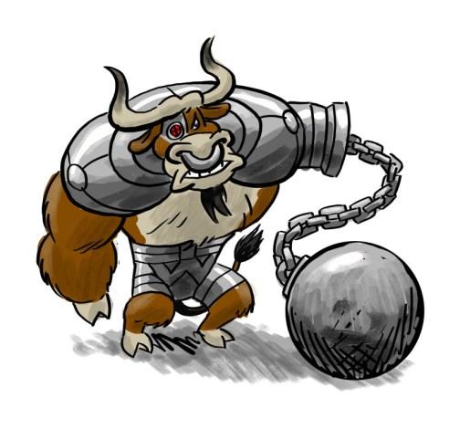 Wrecking Bull
