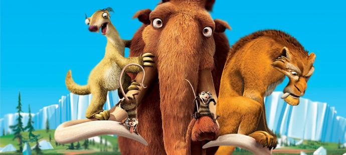 ice age movie megafauna