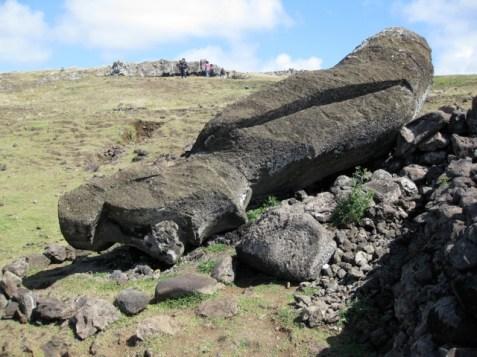 rapa nui easter island ecocide deforestation