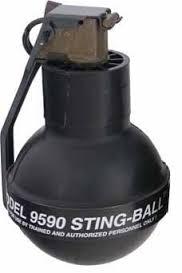Model 9590 Sting-Ball Grenade