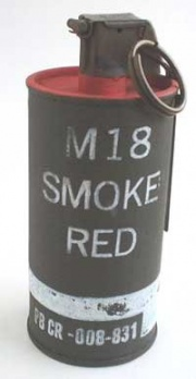 MK18 Smoke Grenade