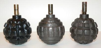Kugelhandgranate