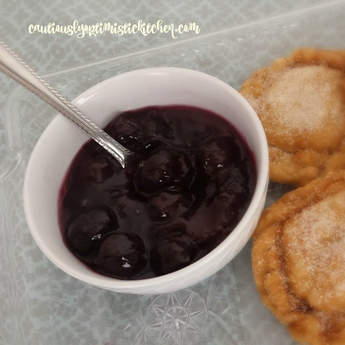 You must try this super simple Cherry Pie FIlling recipe! cauitiouslyoptimistickitchen.com