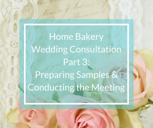 How to conduct a wedding consultation from home.
