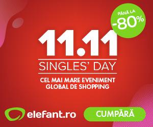 Singles' Day a început!