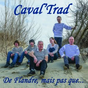 Discographie - Album CD - De Flandre, mais pas que... - Pochette Recto