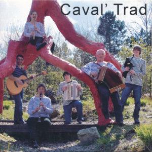 Discographie - Album CD - Caval'Trad - Pochette Recto