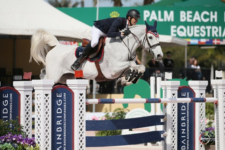 Challenge Cup durante o WEF
