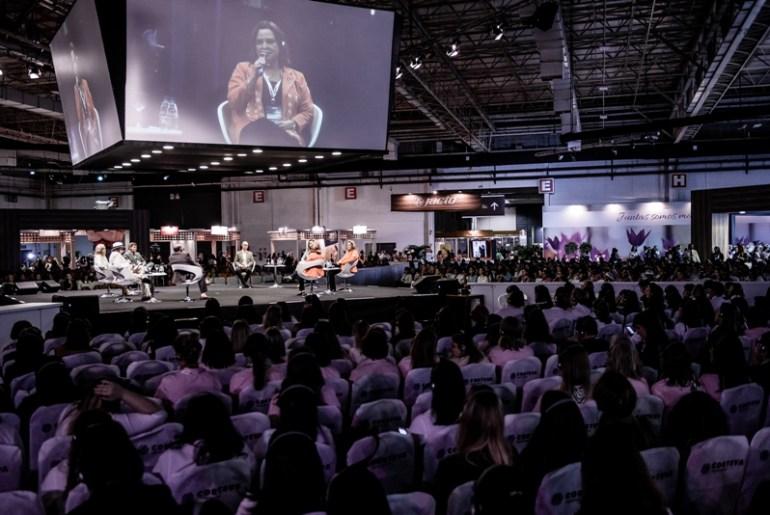 Debate Congresso Nacional das Mulheres do Agronegócio