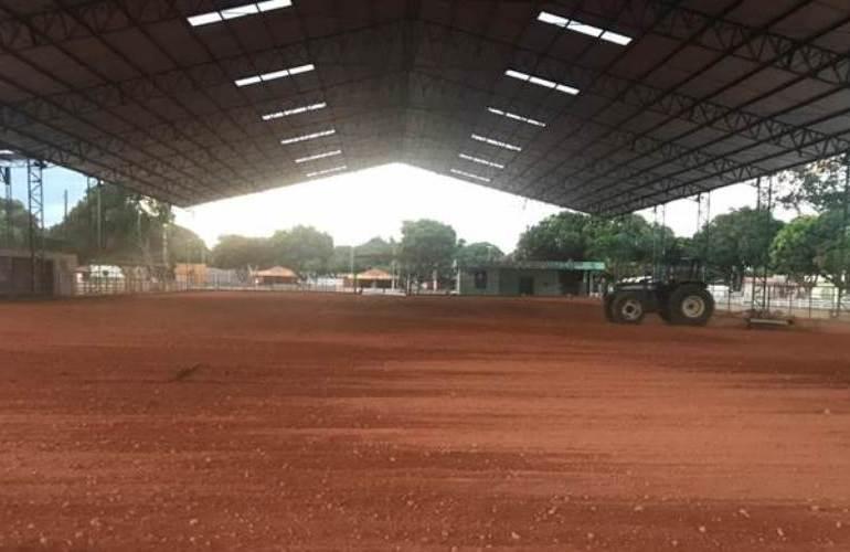 Pará tem nova pista coberta em campeonato de Tambor e Baliza