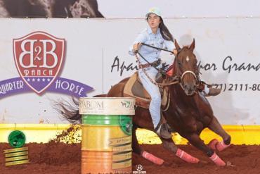 Lettícia Pessim, a jovem mais rápida do Brasil