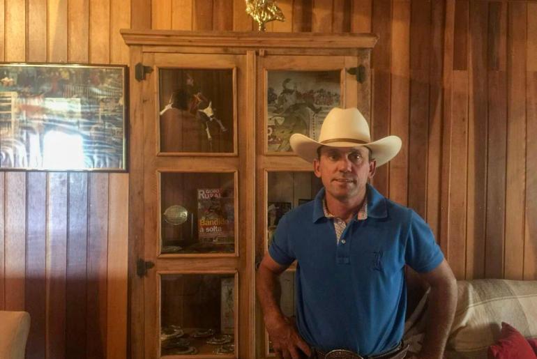Neyliowan Tomazelli: no Rodeio eu tinha obrigação de ganhar!