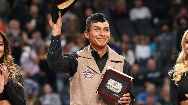 Cody Jesus leva a melhor na segunda rodada da PBR World Finals
