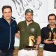 Roberto Ferreira Camargo Pedrosa foi premiado como melhor Expositor de 2019
