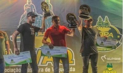 ABVAQ finaliza ranking 2019 e premia os melhores da temporada