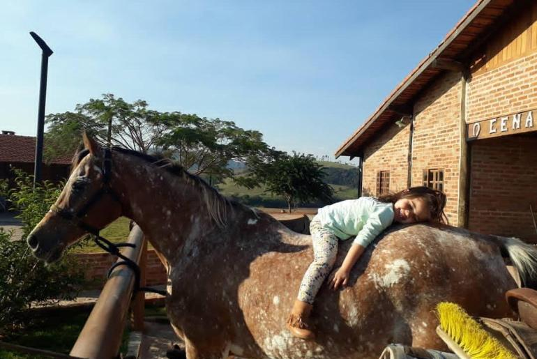 Exercícios lúdicos para pequenos cavaleiros