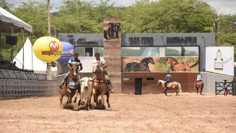 Etapa do CPV tem parceria com a Liga Pernambucana de Vaquejada
