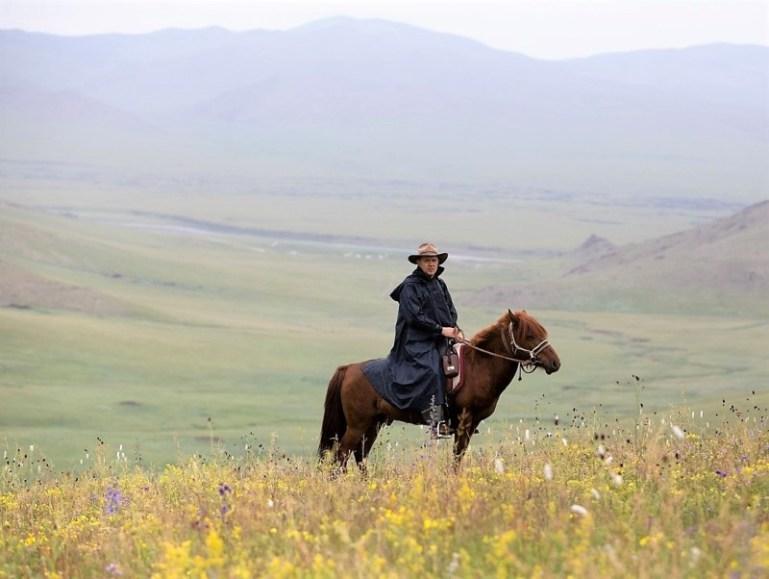 """""""Levou a paixão por cavalgadas ao extremo"""""""